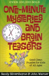 One-Minute Mysteries and Brain Teasers - Slightly Imperfect
