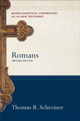 Romans (Baker Exegetical Commentary on the New Testament) - eBook