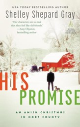 His Promise: An Amish Christmas in Hart County - eBook
