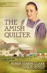 The Amish Quilter - eBook