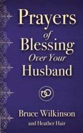Prayers of Blessing over Your Husband - eBook