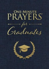 One-Minute Prayers for Graduates - eBook