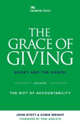 The Grace of Giving: Money and the Gospel - eBook