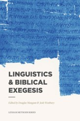 Linguistics & Biblical Exegesis - eBook