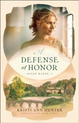A Defense of Honor (Haven Manor Book #1) - eBook