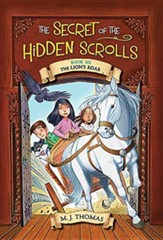THE Lion's Roar, Secret of the Hidden Scrolls #6
