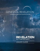 Revelation, Leader Guide, eBook (Genesis to Revelation Series)