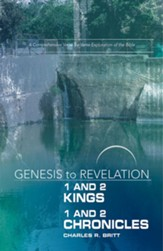 1&2 Kings/1&2 Chronicles, Participant Book, Large Print, E-Book (Genesis to Revelation Series)
