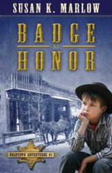 Badge of Honor - eBook