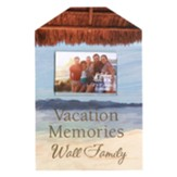 Personalized, Photo Frame, Beach Memories