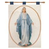 Virgin Mary Wall Hanging