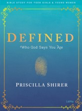 Defined, Teen Girls' Bible Study Book