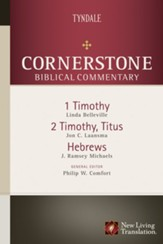 1-2 Timothy, Titus, Hebrews - eBook