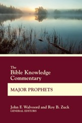 BK Commentary Major Prophets - eBook