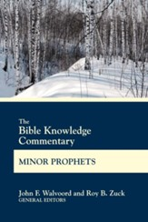 BK Commentary Minor Prophets - eBook
