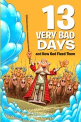 13 Very Bad Days and How God Fixed Them - eBook