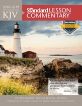 KJV Standard Lesson Commentary 2018-2019 - eBook