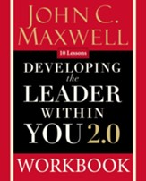 Developing the Leader Within You 2.0 Workbook / Special edition - eBook