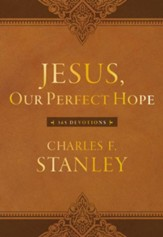Jesus, Our Perfect Hope: 365 Devotions - eBook