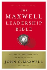 NKJV, Maxwell Leadership Bible, Third Edition, Ebook - eBook