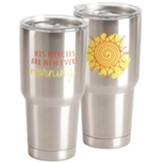 His Mercies are New Every Morning, Stainless Steel Mug
