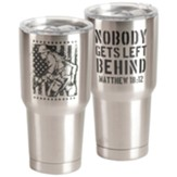 Soldiers Creed, Matthew 18:12 Stainless Steel Mug