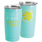 Jesus is My Main Squeeze Stainless Steel Mug