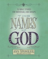The Names of God: 52 Bible Studies for Individuals and Groups - eBook