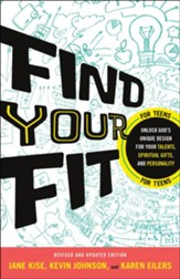 Find Your Fit: Unlock God's Unique Design for Your Talents, Spiritual Gifts, and Personality / Revised - eBook