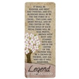 Legend of the Dogwood Bookmark