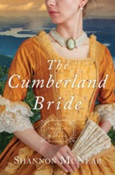The Cumberland Bride: Daughters of the Mayflower - book 5 - eBook