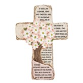 Legend of the Dogwood Wall Cross
