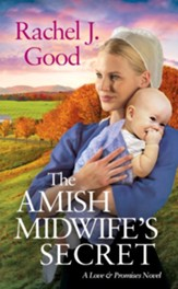 The Amish Midwife's Secret - eBook