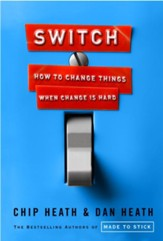 Switch: How to Change Things When Change Is Hard - eBook