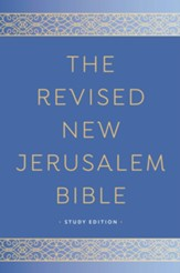 Revised New Jerusalem Bible - eBook