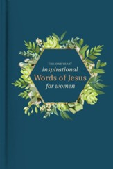 The One Year Inspirational Words of Jesus for Women - eBook