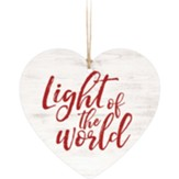 Light of the World, Heart, Ornament