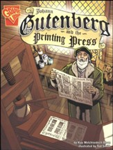 Johann Gutenburg and the Printing  Press