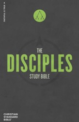 CSB Disciple's Study Bible - eBook