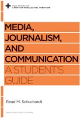 Media, Journalism, and Communication: A Student's Guide - eBook