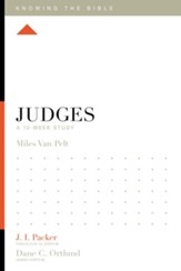 Judges: A 12-Week Study - eBook