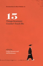 15 Things Seminary Couldn't Teach Me - eBook