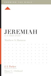 Jeremiah: A 12-Week Study - eBook
