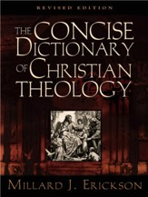 The Concise Dictionary of Christian Theology (Revised Edition) - eBook