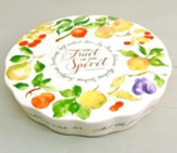 Fruit of the Spirit Dessert Serving Plate