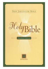 New Jerusalem Bible, Bonded Leather Black
