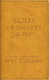 God's Promises for You: Scripture Selections from Max Lucado - eBook