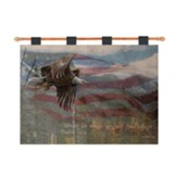 May Freedom Fly Wall Hanging