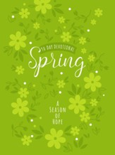 Spring: A Season of Hope (90-Day Devotional) - eBook