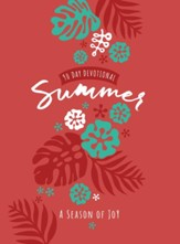 Summer: A Season of Joy (90-Day Devotional) - eBook